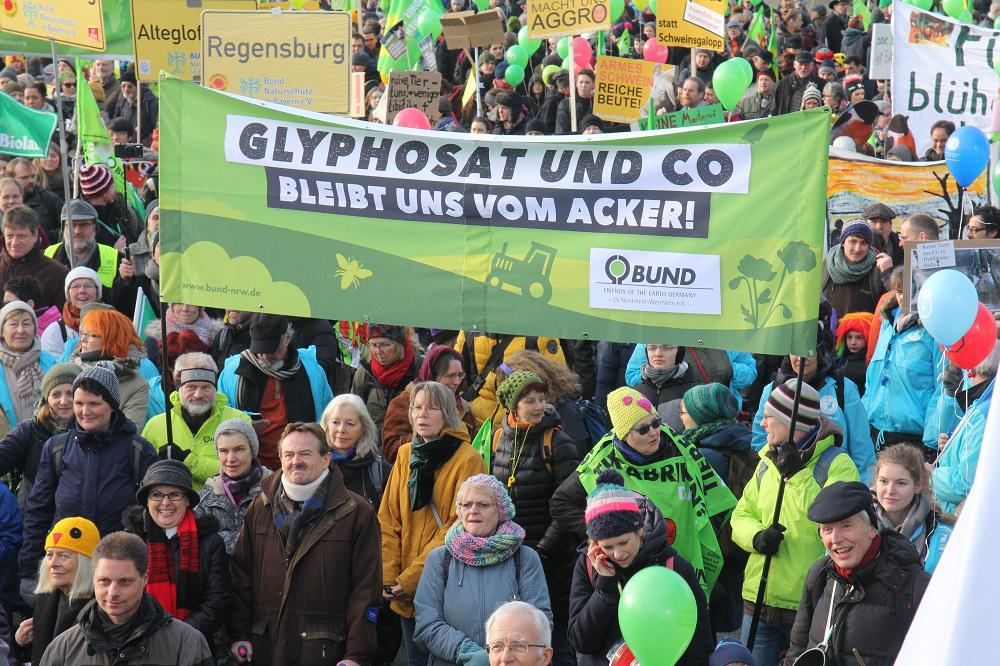 Landwirtschaft ohne Glyphosat – geht das?