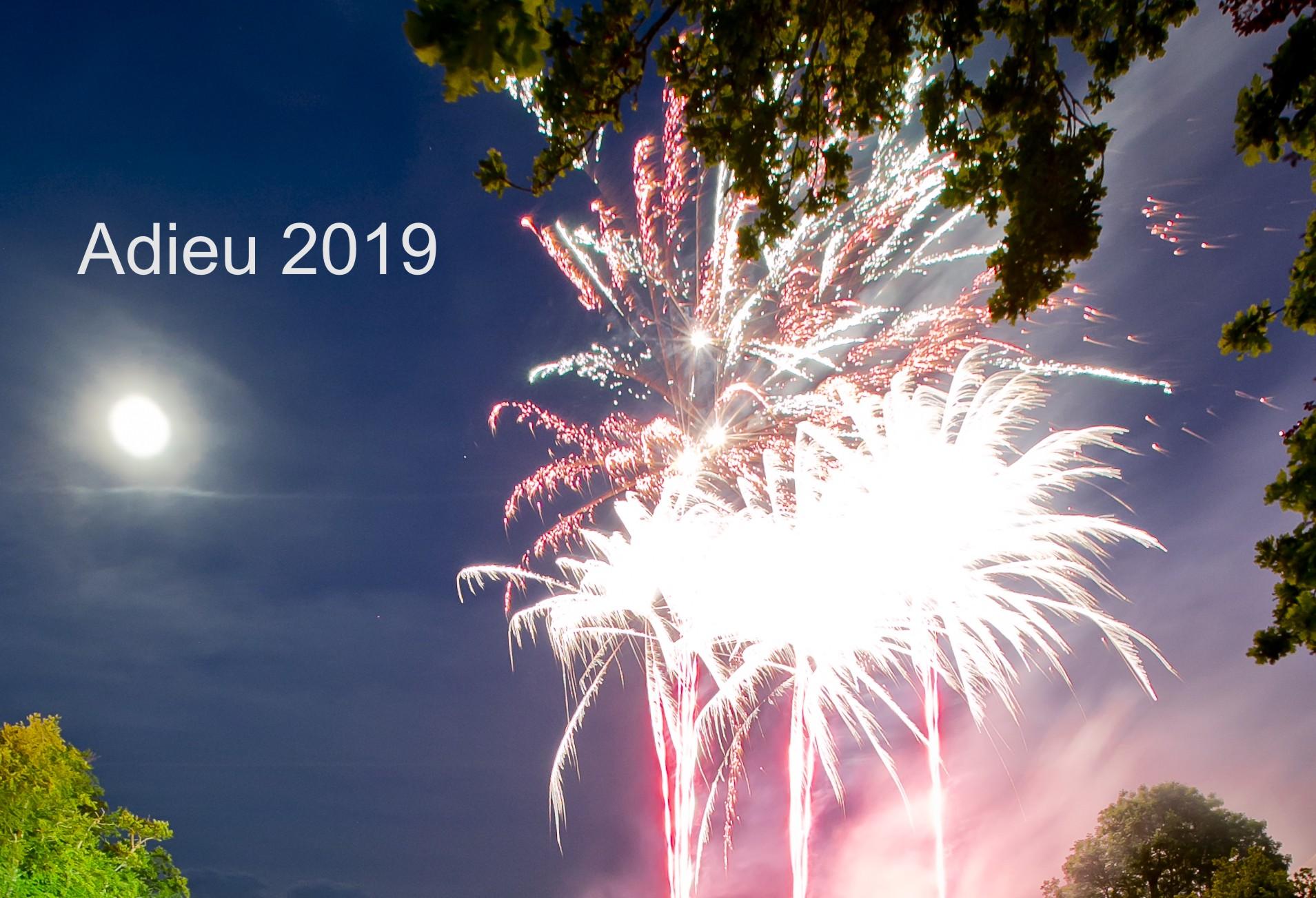 Adieu 2019 – ein Jahresrückblick