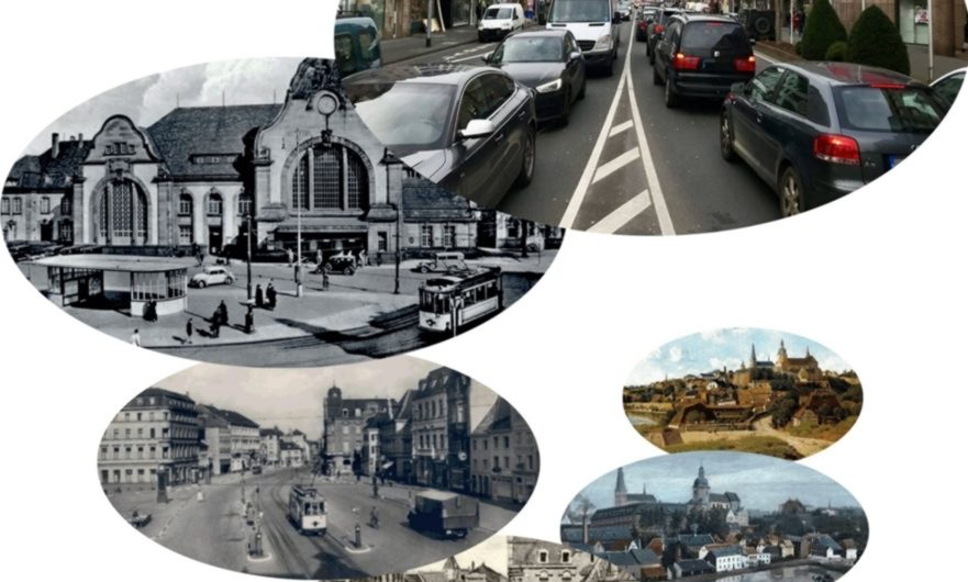 Neue Innenstädte braucht das Land Chancen für eine Neuorientierung in der Stadtentwicklung - wo bleiben die Ideen?