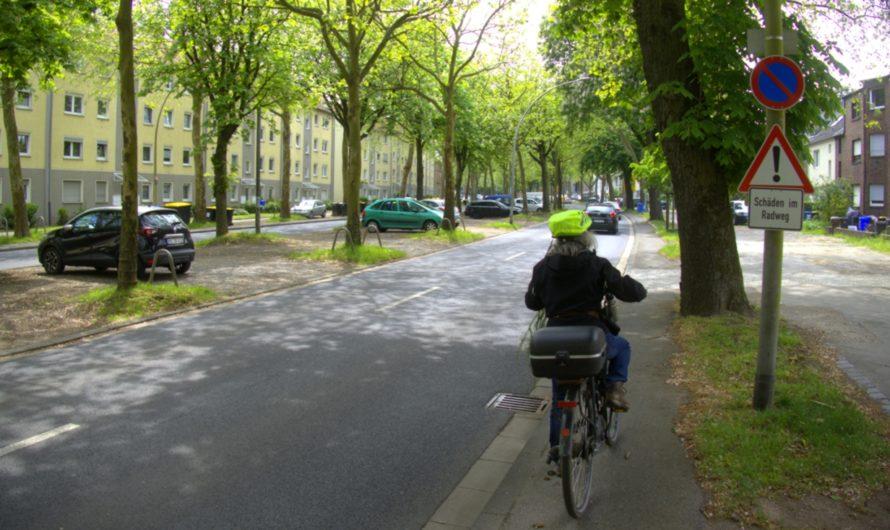Brauchen wir neue Fahrradwege in der Innenstadt?